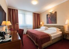 貝斯特韋斯特聖拉菲爾酒店 - 漢堡 - 漢堡 - 臥室