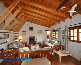Casa'La Gomera' - Los Silos - Wohnzimmer