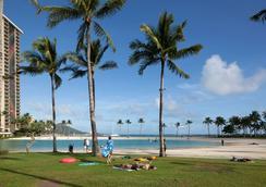 Ilikai Lite - Honolulu - Beach