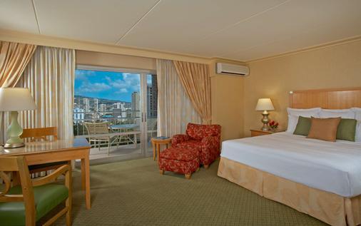 Ilikai Lite - Honolulu - Bedroom