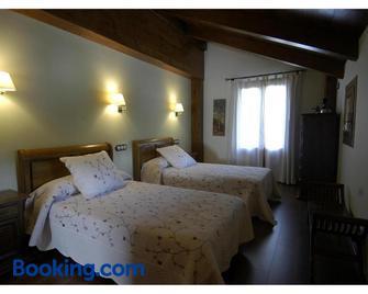 Casa Rural El Portón de Murillo - Broto - Bedroom