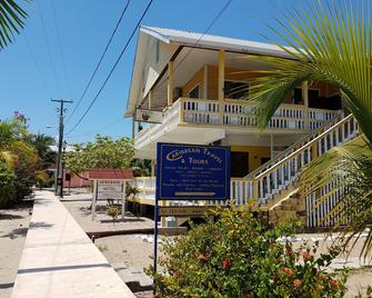 Serenade Hotel - Placencia - Building