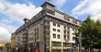 Leipzig Marriott Hotel - Λειψία - Κτίριο