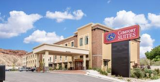 Comfort Suites Moab near Arches National Park - Moab - Building