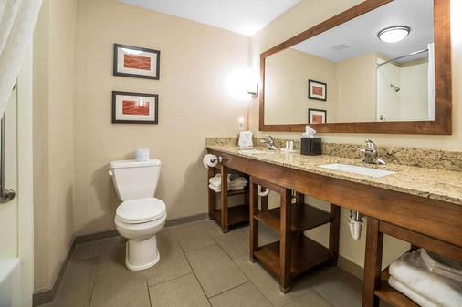 Comfort Suites Moab near Arches National Park - Moab - Bathroom