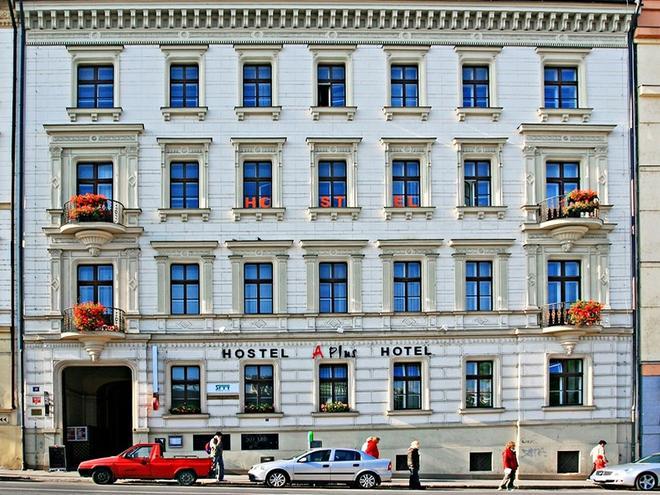 A Plus Hotel & Hostel - Prague - Building