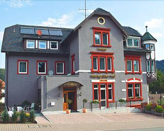 Hotel Markgräfler Hof - Badenweiler - Gebouw