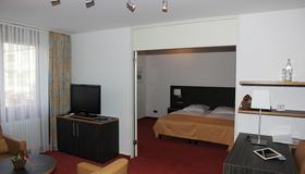 Hotel Gästehaus Forum am Westkreuz - München - Schlafzimmer