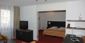 Hotel Gästehaus Forum am Westkreuz - מינכן - חדר שינה