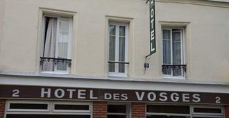 Hotel Des Vosges - Paris - Bâtiment
