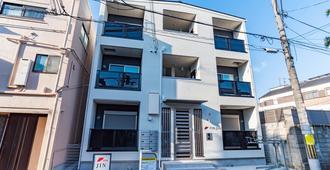 Fds Jin - Οσάκα - Κτίριο