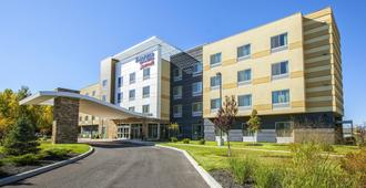 Fairfield Inn & Suites Plattsburgh - Plattsburgh