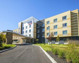Fairfield Inn & Suites Plattsburgh - Платтсбург - Building