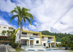Sea Fun Garden - Garapan - Building