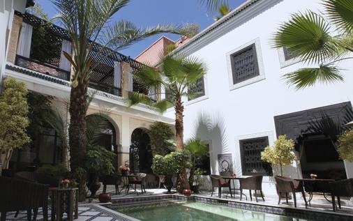 Le Riad Monceau - Marrakesh - Patio