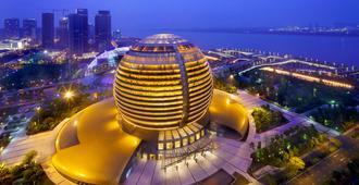 Intercontinental Hangzhou - האנגג'ואו - בניין