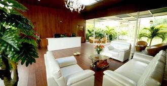 Mrugavani Resort & Spa - Hyderabad - Ρεσεψιόν