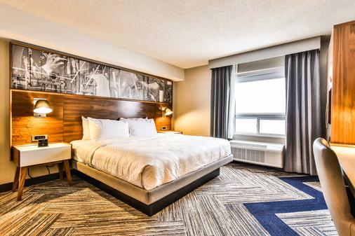 Four Points by Sheraton Toronto Airport East - Toronto - Bedroom