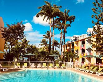 Canella Beach Hotel - Le Gosier - Piscina
