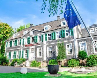 Parkhotel Fritz Am Brunnen - Schwelm - Gebouw