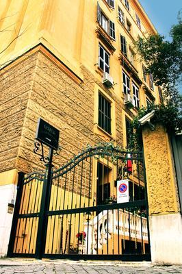 Vatican Garden Inn - Rome - Building