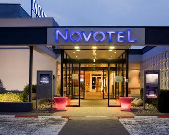 Novotel Mulhouse - Sausheim - Gebouw
