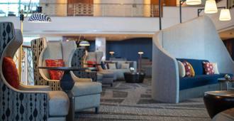 Renaissance Concourse Atlanta Airport Hotel - Atlanta - Area lounge