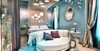 蒙弗特城堡酒店 - 米蘭 - 米蘭 - 臥室