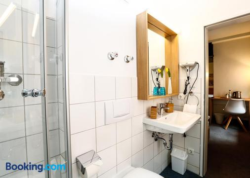 Hotel am Peterstor - Regensburg - Bathroom