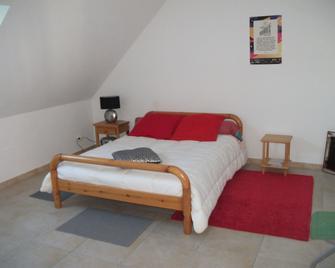 Le Clos du pavé - Saint-Doulchard - Schlafzimmer