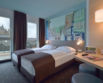 B&B Hotel Marburg - Marburg - Ložnice