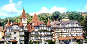 Hotel Sky - Gramado - Gebäude