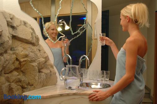 Hotel Berghof - Ramsau am Dachstein - Bathroom