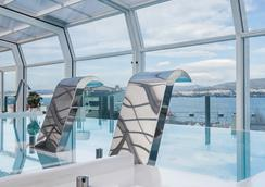 Gran Hotel Nagari Boutique & Spa - Vigo - Pool