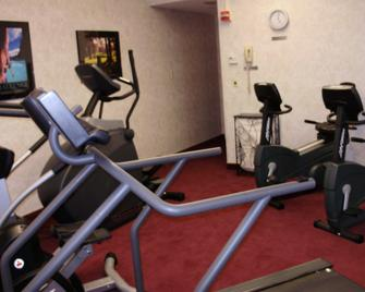 Piccadilly Inn Airport - Fresno - Gym
