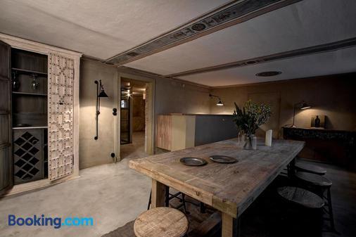 Camillas Hus - Oslo - Phòng ăn