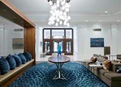 Club Quarters Hotel in Houston - Houston - Lobby