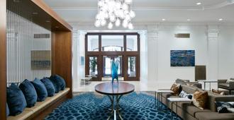 Club Quarters Hotel in Houston - יוסטון - לובי