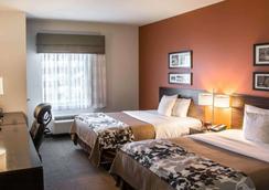 Sleep Inn & Suites Medical Center - Shreveport - Bedroom