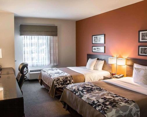 Sleep Inn & Suites Medical Center - Shreveport - Phòng ngủ