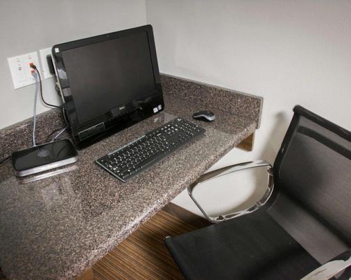 Sleep Inn & Suites Medical Center - Shreveport - Khu vực làm việc