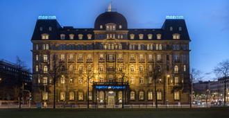Maritim Hotel Mannheim - Mannheim - Rakennus