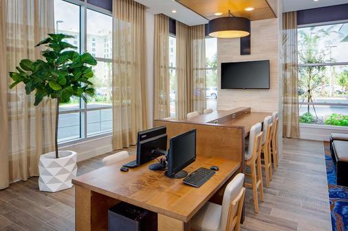 奧蘭多環球影城度假村對面凱悅嘉軒酒店 - 奧蘭多 - 商務中心