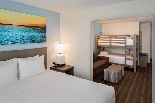 Hyatt House across from Universal Orlando Resort - Orlando - Bedroom