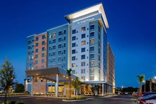 奧蘭多環球影城度假村對面凱悅嘉寓飯店 - 奧蘭多 - 建築