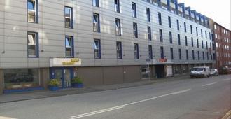 Hotel Rossini - Copenhague - Edificio
