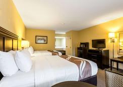 Quality Inn Union City Us 51 - Union City - Bedroom