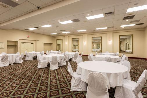 Quality Inn Union City Us 51 - Union City - Banquet hall
