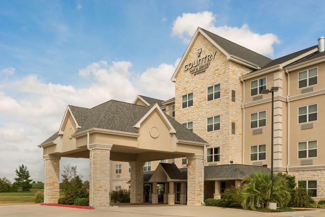 Country Inn & Suites by Radisson, Texarkana TX - Texarkana - Κτίριο