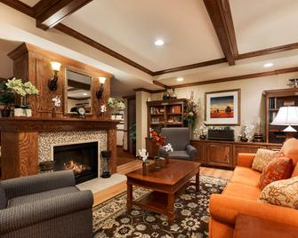 Country Inn & Suites by Radisson, Texarkana TX - Texarkana - Wohnzimmer